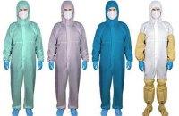 Украинскому заводу не дали продать в Германию защитные костюмы, от которых отказался Минздрав