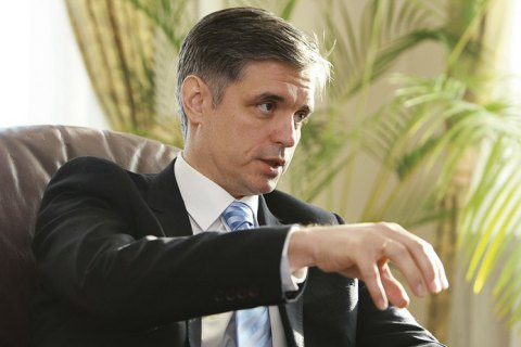 Зеленский предложил на пост главы МИД Вадима Пристайко