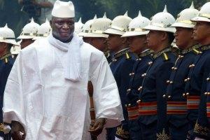 Президент Гамбії пригрозив розправою всім геям у країні