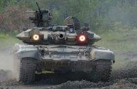 Bellingcat: РФ использовала на Донбассе свой самый мощный танк Т-90