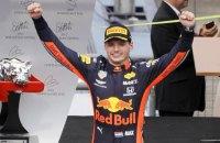 Ферстаппен выиграл драматичный Гран-При Германии (обновлено)
