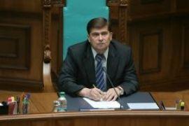 Главой КС избран Анатолий Головин
