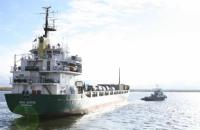 В Дании задержали российский сухогруз с пьяным экипажем