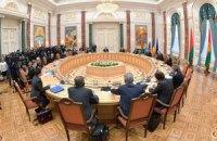 Встречу в Минске приостановили