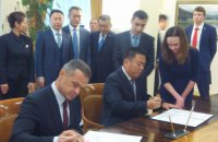 Китайская компания стала подрядчиком ремонта двух дорог в Украине