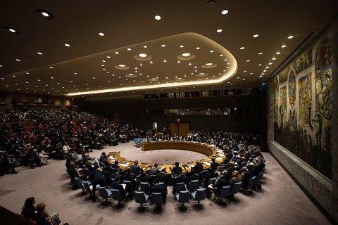 Радбез ООН проведе закрите засідання щодо Сирії