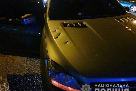 В ході поліцейської операції із залученням спецпризначенців КОРД у м. Дніпро затримано підозрюваного у скоєнні умисного вбивства