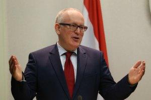 Глава МИД Нидерландов шокирован действиями боевиков