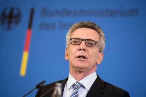 Германия увеличит число высылаемых мигрантов в 2017 году