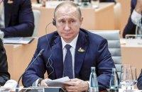 Путин назвал военное присутствие НАТО в Украине угрозой для России