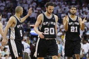 НБА: Филадельфия — в плей-офф, Шпоры — первые на Западе