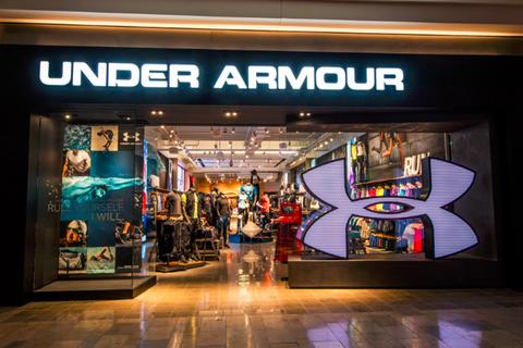 Under Armour відкриє перший магазин в Україні до кінця року