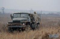 У суботу на Донбасі було 18 обстрілів, поранено одного військового