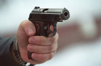 В центре Киева мужчина получил огнестрельное ранение в голову (обновлено)