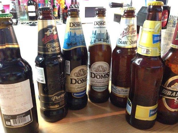 ВИспании навыставке РФ выставила украинское пиво как свое