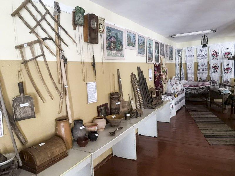 Музей в будинку культури
