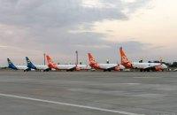 МАУ и SkyUp увеличат количество полетов в Грузию