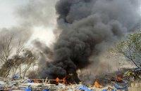 Организатор трех взрывов в Китае случайно взорвал себя