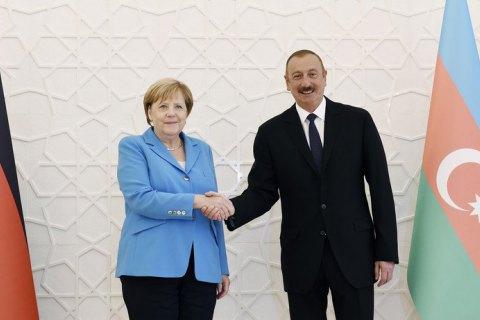 Германия хочет увеличить поставки газа из Азербайджана в ЕС