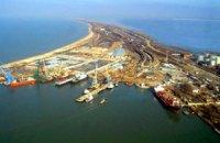 В Керченском проливе остановлено судоходство