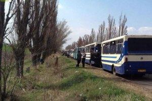 Украина перекрыла автобусное сообщение с ДНР