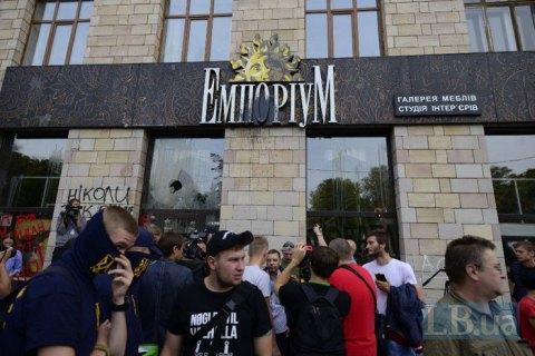 Прокуратура відкрила провадження за фактом знищення майданівських графіті