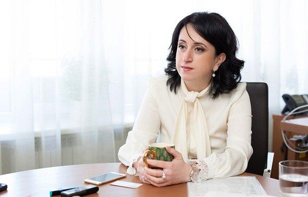 Елена Малинская