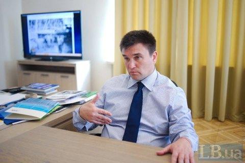 Климкин: Я никогда не был политической частью БПП