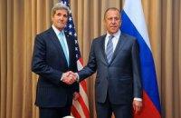 Керрі і Лавров провели зустріч щодо України