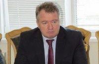 Голова ВРП Бенедисюк пов'язує напад на нього з професійною діяльністю