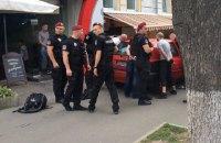 Поліція порушила кримінальну справу за фактом інциденту біля посольства Польщі