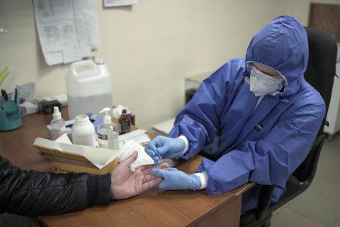 Коронавирус за сутки выявили у 32 медработников