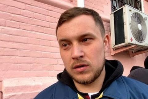 Печерский райсуд отправил под домашний арест седьмого подозреваемого по делу митинга под ОПУ