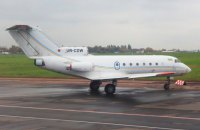 На OpenMarket продають пасажирський літак Як-40 за 4,5 млн гривень