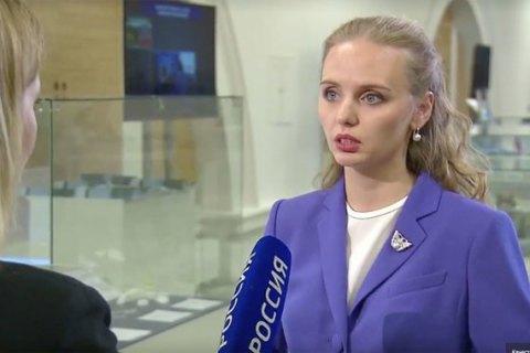 Bloomberg: старшая дочь Путина участвует в обсуждениях редактирования ДНК человека