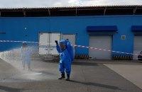 В Варшаве 14 людей госпитализировали из-за утечки химического вещества