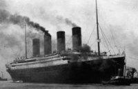 """Британская газета опубликовала уникальные фото с места гибели """"Титаника"""""""