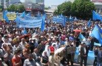 """Путин """"удивился"""" информации правозащитников о притеснении крымских татар"""