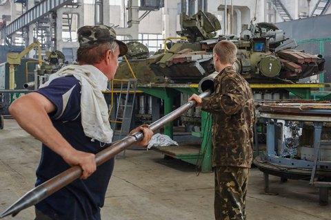 Харьковский завод разворовал 10 млн гривен на ремонте бронетехники
