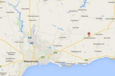 Боевики покинули Коминтерново и отвели всю технику из поселка, - штаб АТО