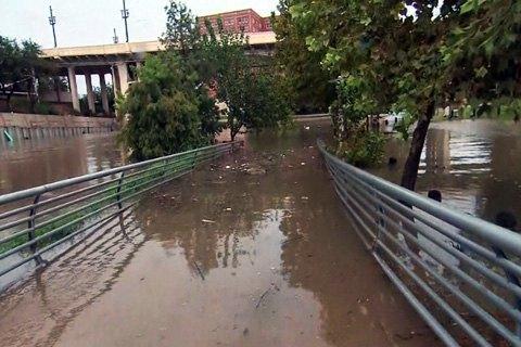 У Техасі скинуть воду з водосховищ через ризик затоплення Х'юстона