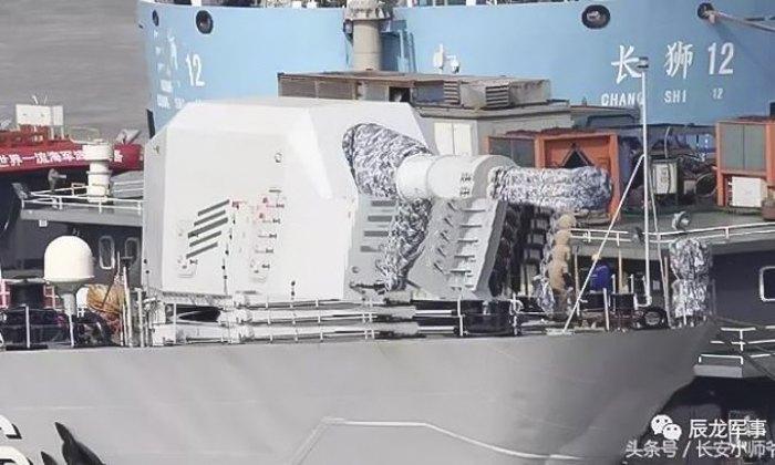 Корабельный рельсотрон. Китай первым испытал это оружие