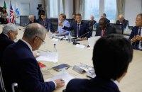 Страны G7 призвали Россию отвести войска от границы с Украиной