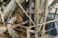 В порту под Одессой взорвалась емкость для хранения зерна