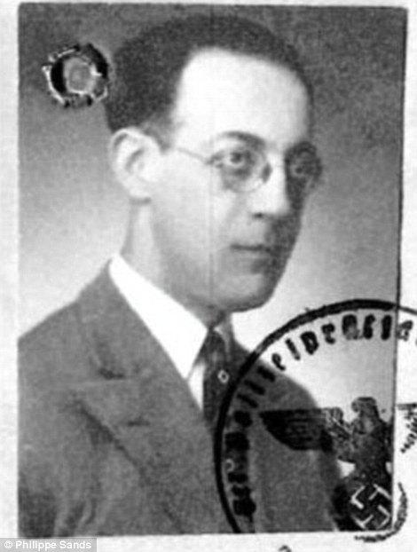 Леон Бухгольц – львів'янин, дідусь Філіппа Сандса