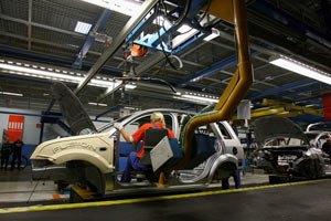 Украинские авто проигрывают рынок импортным