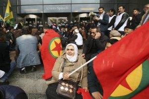 Курди звинуватили турецьку армію в обстрілі їхніх позицій