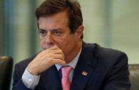 Манафорт начал переговоры со спецпрокурором о сделке со следствием