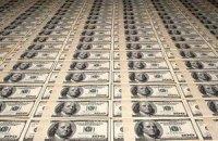 Госдолг Украины вырос на $2 млрд