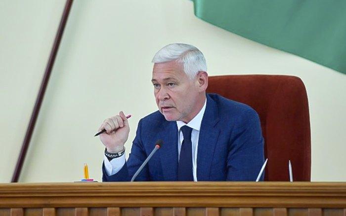 В.о. міського голови Харкова Ігор Терехов